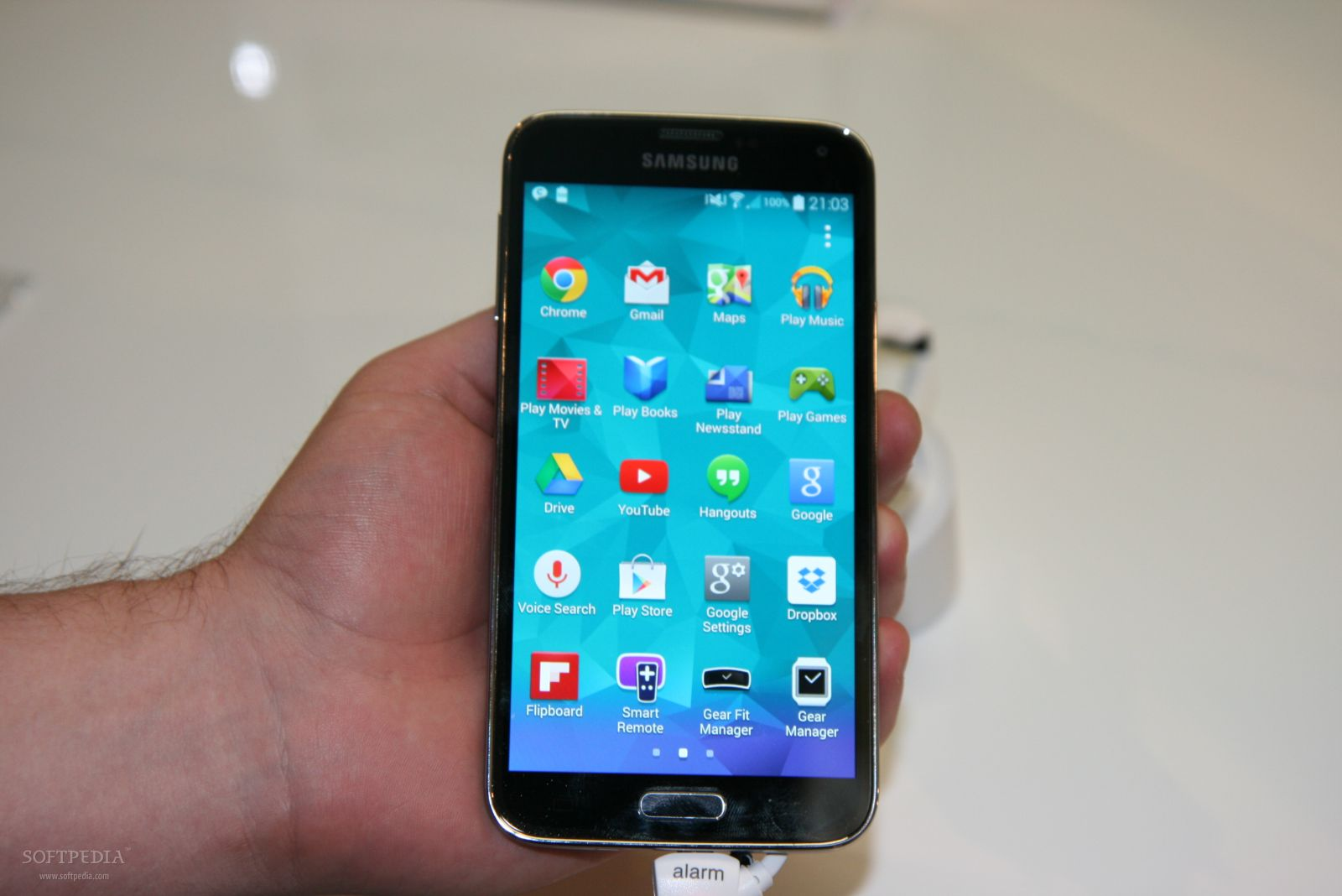 How to make Galaxy S5 look like stock Android – The Tech ...