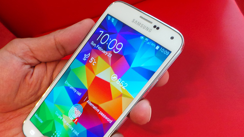 The-samsung-galaxy-s5