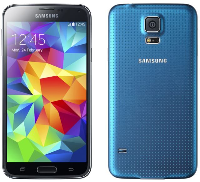 how to change storage to sd card on samsung s5