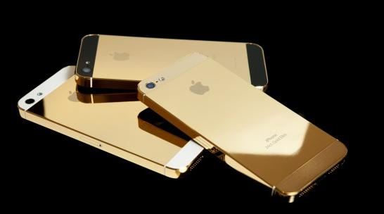 iPhone-5-24-carat-gold-edition