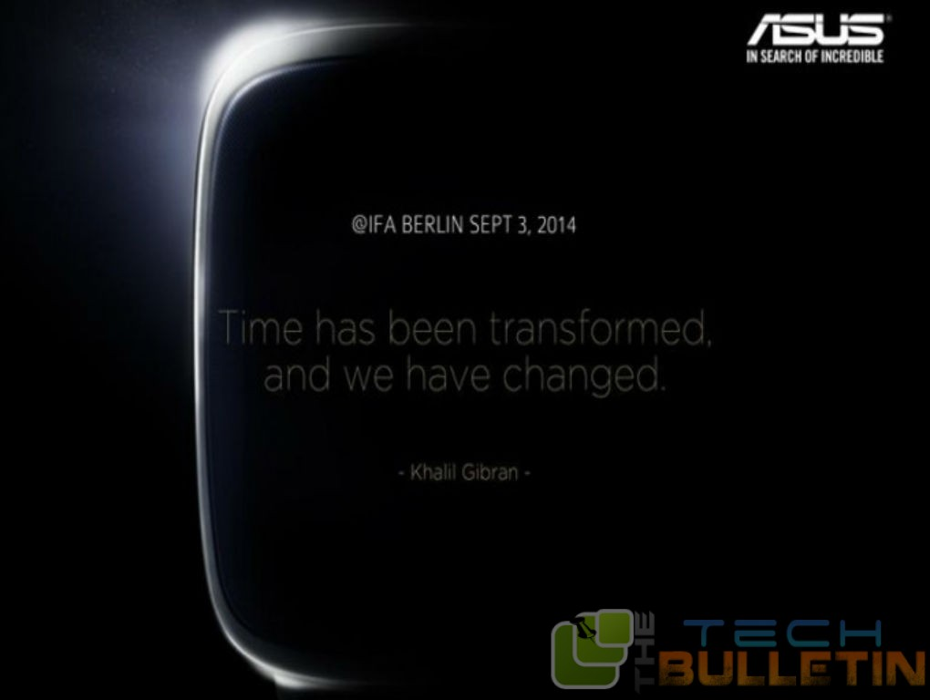 asus smartwatch