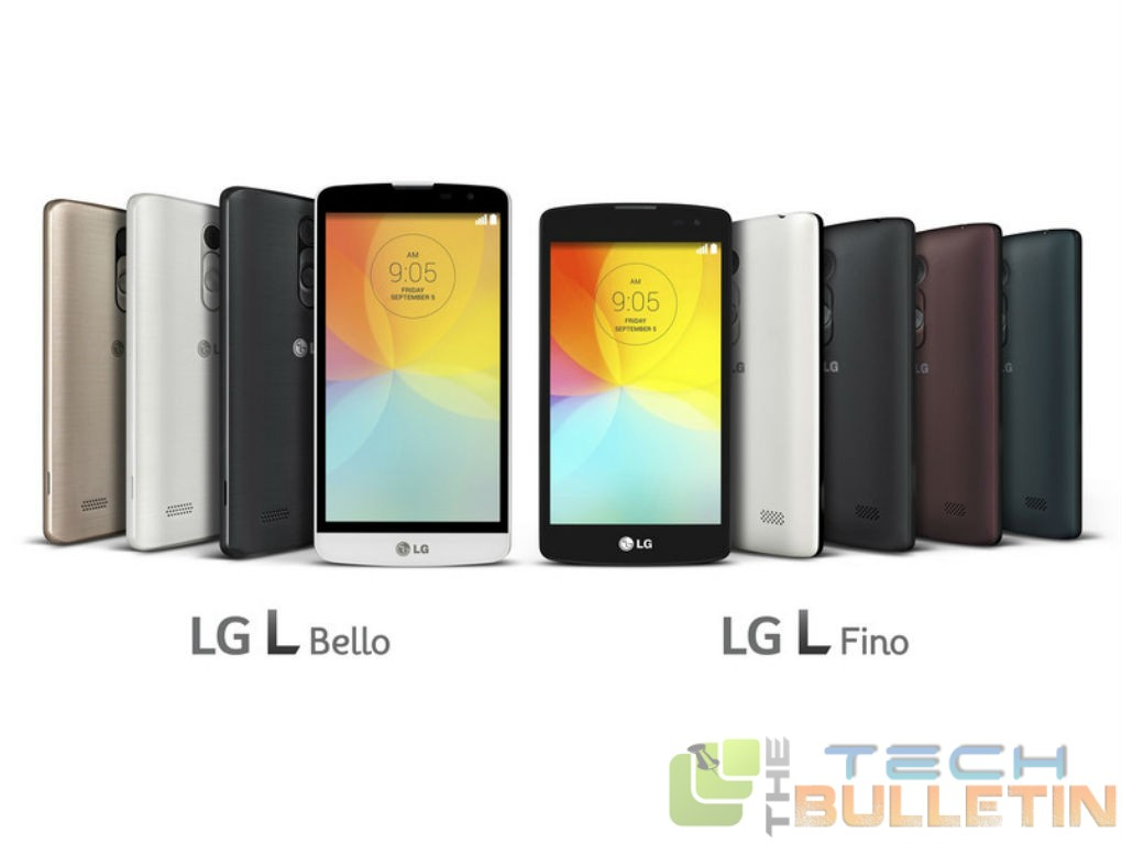 lg l fino and l bello