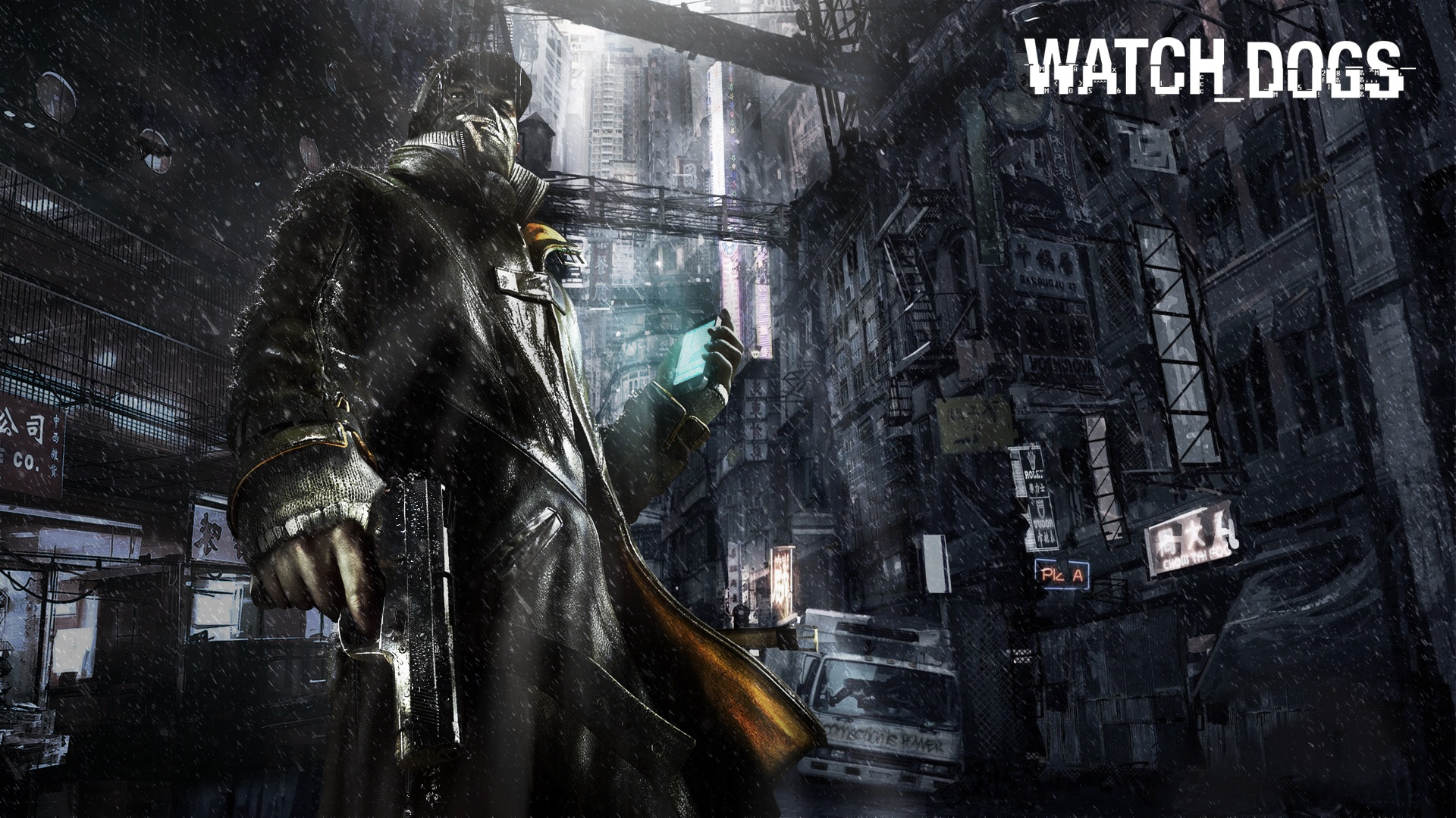 Watchdogs-Aiden Pearce