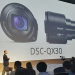 Sony QX30 Lens and QX1 lens