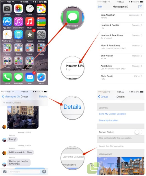 leave_conversation_ios_8_howto