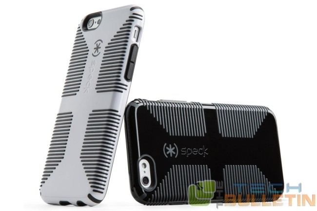Speck Candyshell Grip case ($35)