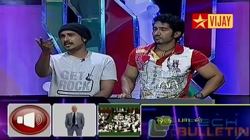 vijay television youtube channel