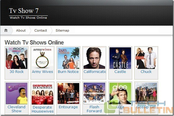 TV shows 7
