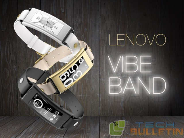 Lenovo Vibe Band VB10