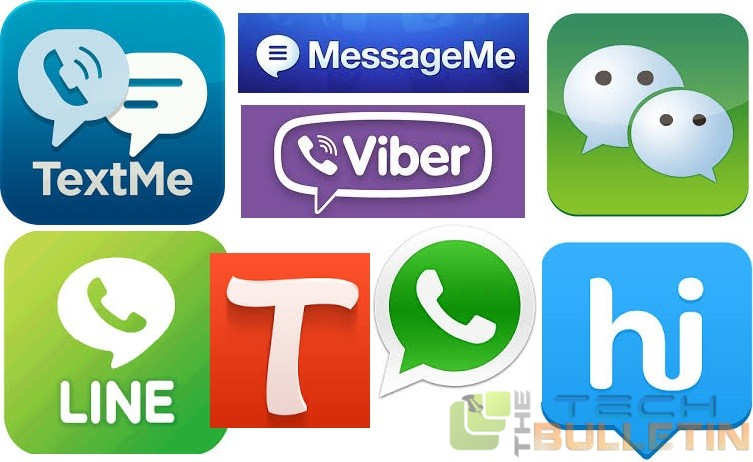top-messaging-apps-android