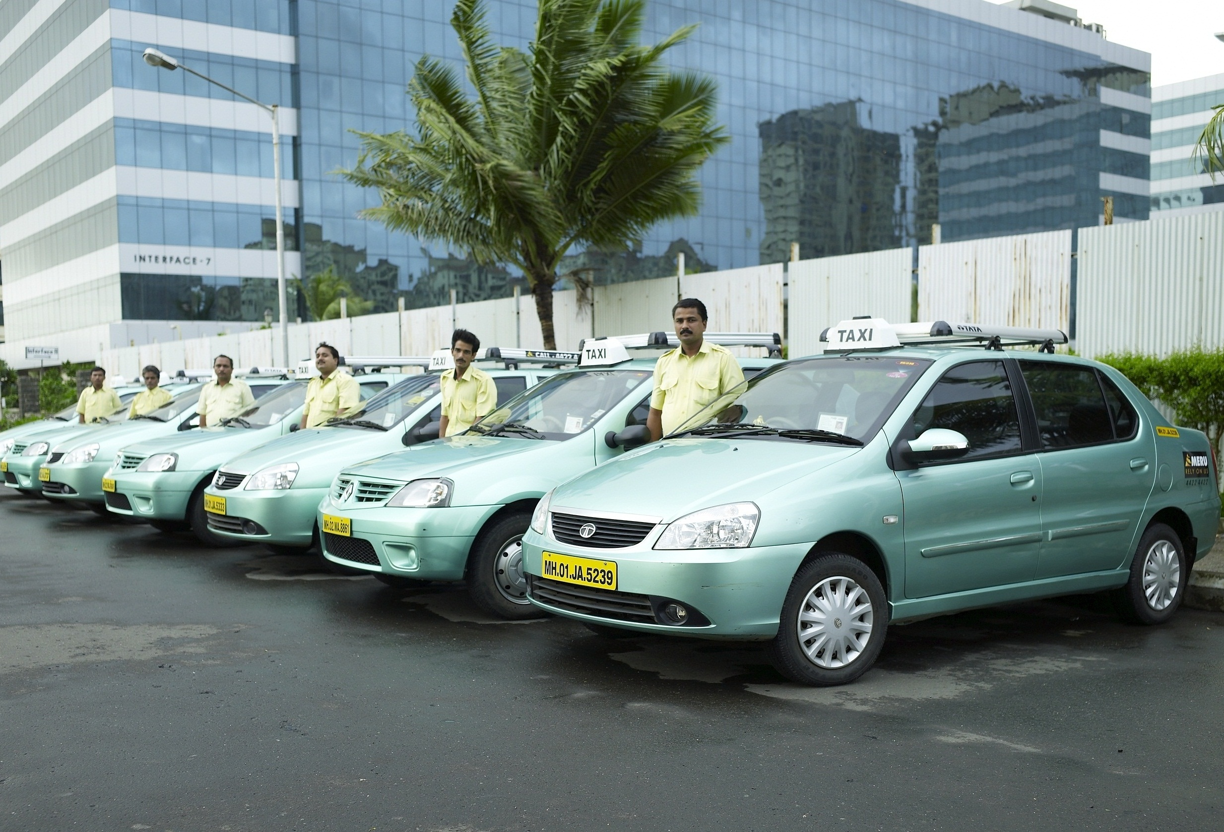 Meru-cabs-introduces-ride-share