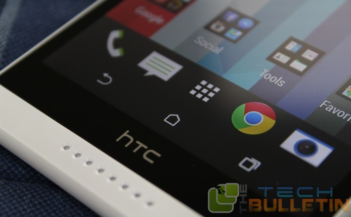 HTC's First Octa Core 64 Bits Smartphone Coming Soon