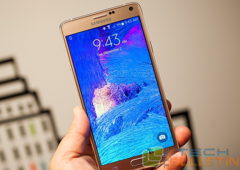 How to root Verizon Galaxy Note 4 SCH-I545 – The Tech Bulletin