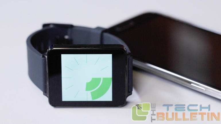 how to change time on android watch