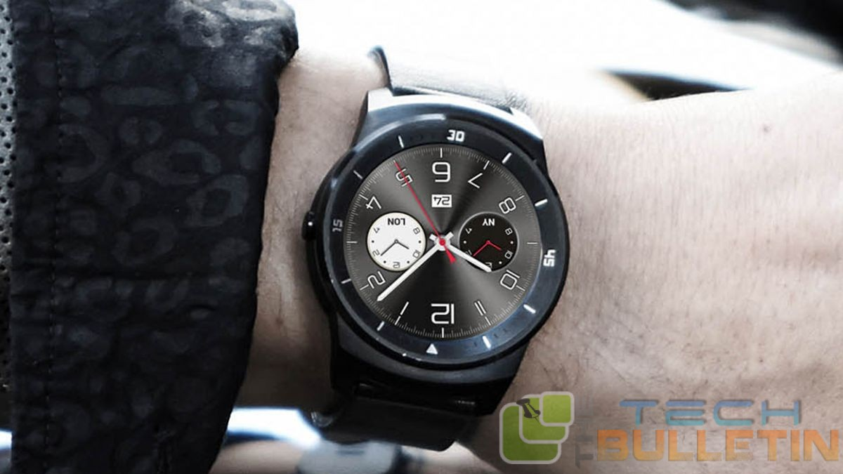 LG G Watch R ready to launch on October 14 – The Tech Bulletin