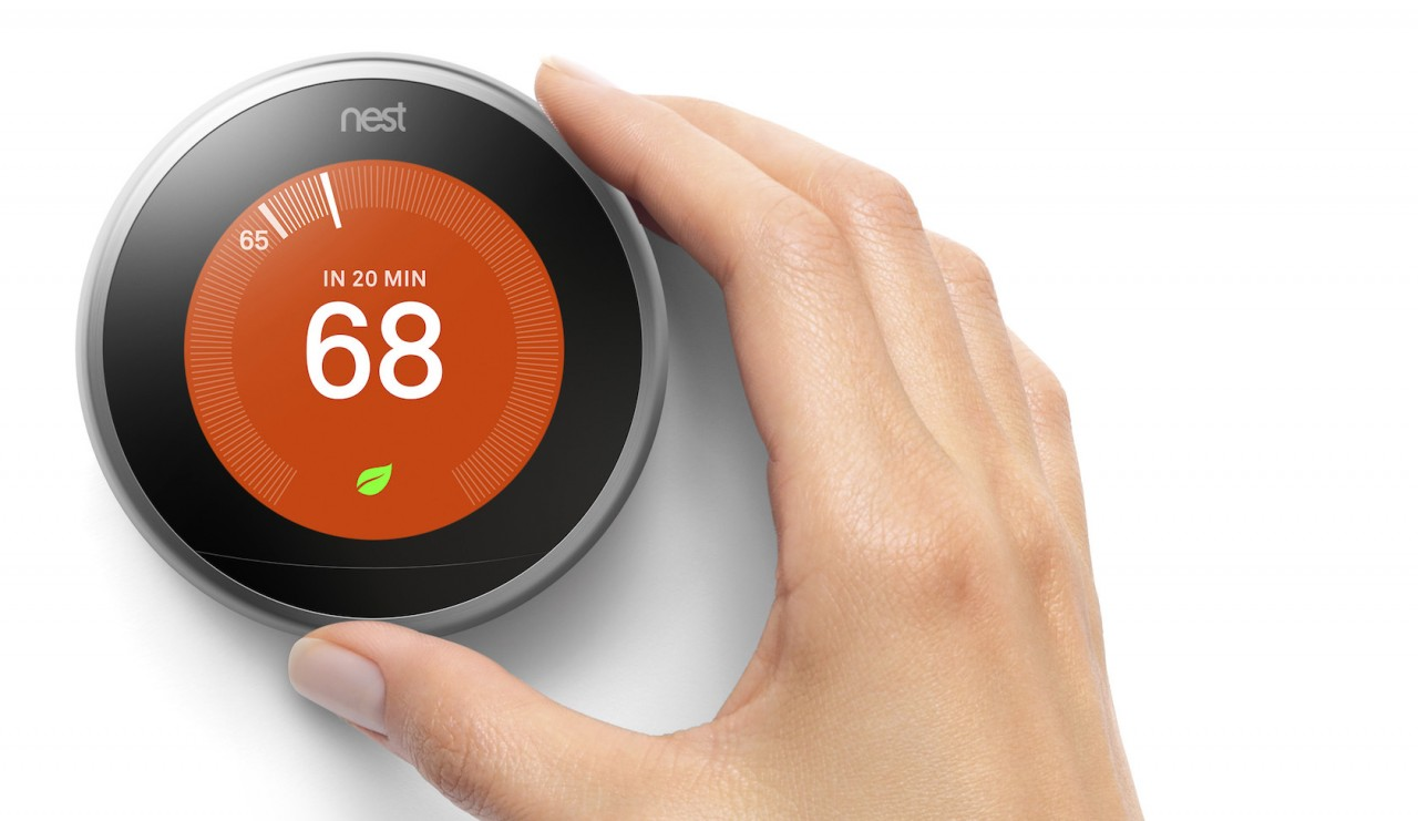 new nest thermostat controls water tank and heating system. Black Bedroom Furniture Sets. Home Design Ideas