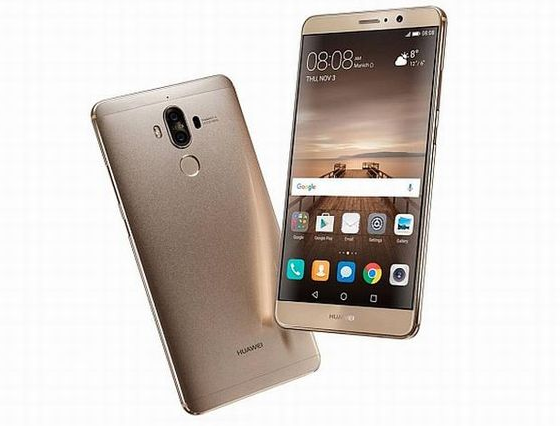 Huawei will launch a new high end smartphone Mate 10 later ...